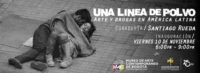 UNA LÍNEA DE POLVO, ARTE Y DROGAS EN COLOMBIA