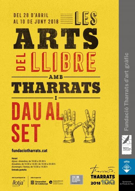 Les arts del llibre amb Tharrats i Dau al Set