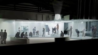 Vista del proyecto. Cortesía del Ministerio de Cultura