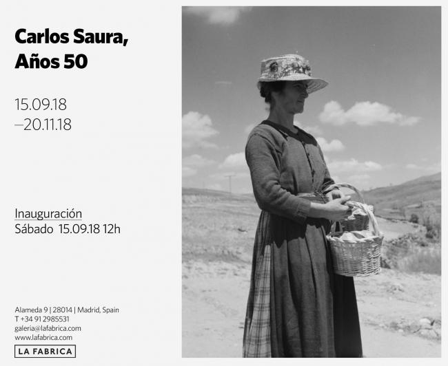 Carlos Saura, Años 50