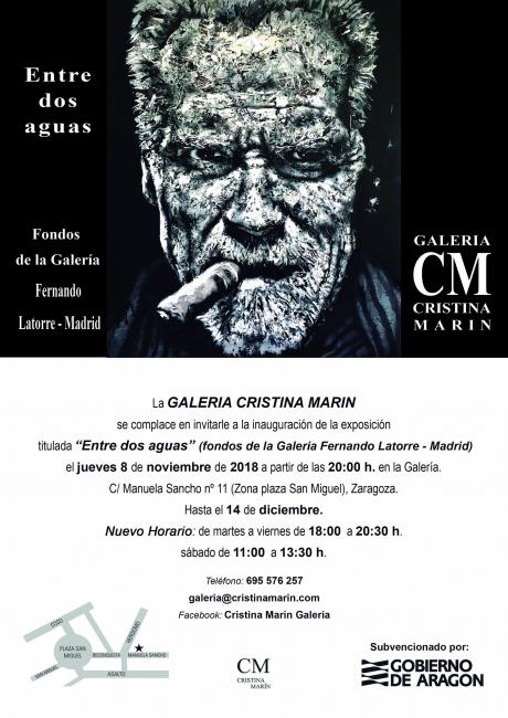 Entre dos aguas (fondos de la Galería Fernando Latorre - Madrid)