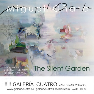 Miguel Oñate. The Silent Garden