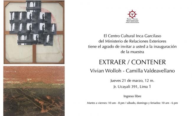 Cortesía Centro Cultural Inca Garcilaso del Ministerio de Relaciones Exteriores