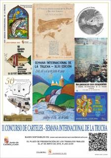 II Concurso de carteles de la Semana Internacional de la Trucha de León