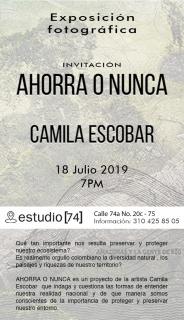 Invitación a Exposición
