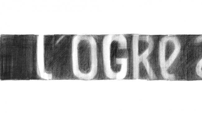 Javier Codesal. El Ogro — Cortesía de la Fundacion Luis Seoane