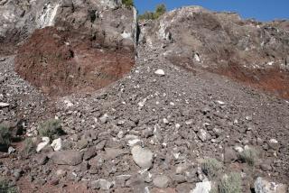 Lara Almarcegui. Volcán de Agras. Derechos mineros, 2019 — Cortesía del IVAM