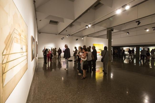 Premi BBVA de Pintura Ricard Camí 2017 — Cortesía de la Fundació Antigues Caixes Catalanes