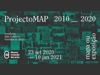 ProjectoMAP 2010–2020: Mapa ou Exposição
