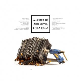 Cartel XXXV Muestra Itinerante Arte Joven por La Rioja. Imagen: Jorge Isla