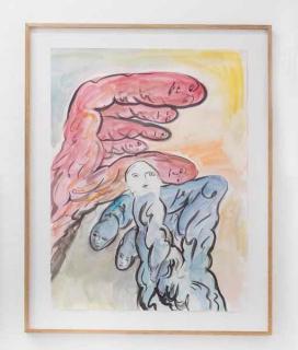 Nadia Barkate, Serie Tuya gigante, tuya occidental, 2019 — Cortesía de Artium - Centro Museo Vasco de Arte Contemporáneo
