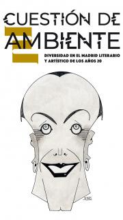 Caricatura de Edmond de Bries por K-Hito, años 20. Colección Pedro Víllora, Madrid