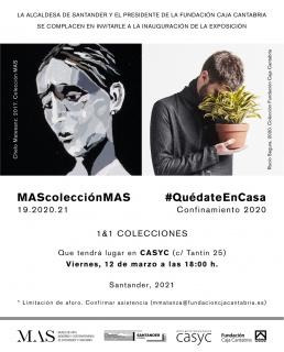 MAScolecciónMAS. 19.2020.21 - #QuédateEnCas. Confinamiento 2020