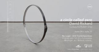 David Rickard. A circle called zero