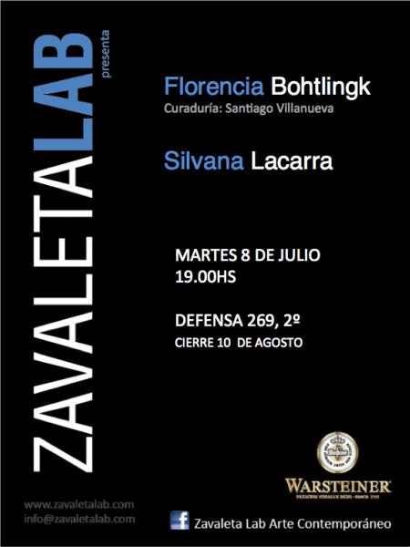 Florencia Bohtlingk - Silvana Lacarr