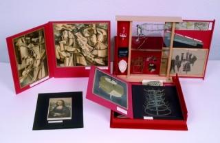 Marcel Duchamp, Boîte-en-valise, 1935-1941