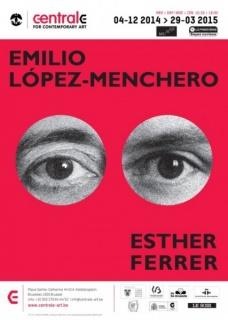 Emilio López-Menchero & Esther Ferrer