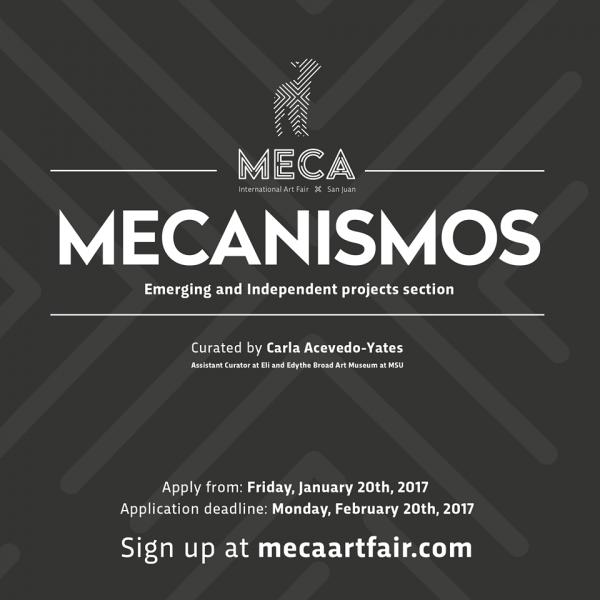 Cortesía de MECA International Art Fair