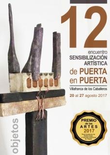 """12º Encuentro de Sensibilización Artística """"de Puerta en Puerta"""""""