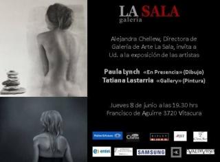 Paula Lynch. En Presencia // Tatiana Lastarria. Gallery