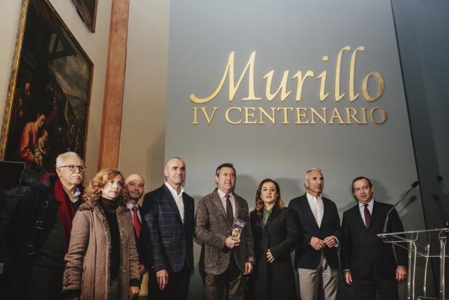Murillo. IV Centenario - Cortesía Prensa Año Murillo