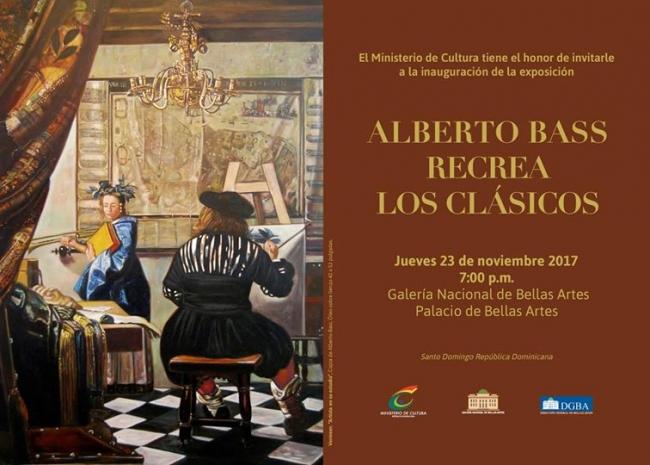 ALBERTO BASS RECREA LOS CLÁSICOS