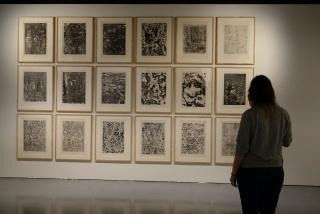 Jean Dubuffet. El viajero sin brújula — Cortesía del Centre Pompidou Málaga