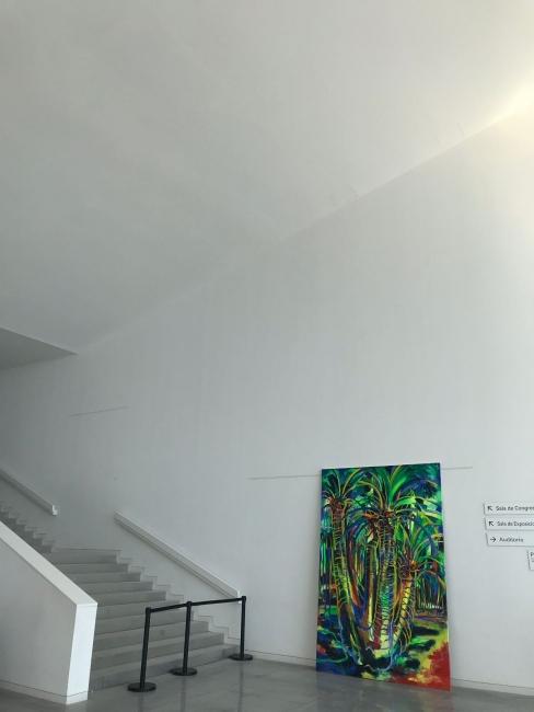 Vista de la exposición — Cortesía de Muher Estudio de Arte & Arquitectura