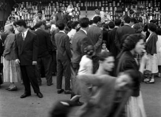 Ricard Terré, Barcelona, 1956 — Cortesía de la Sala del Canal de Isabel II
