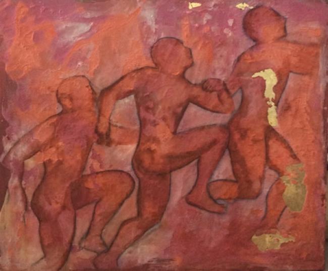 Ana Solanas — Cortesía de Abartium galería de arte