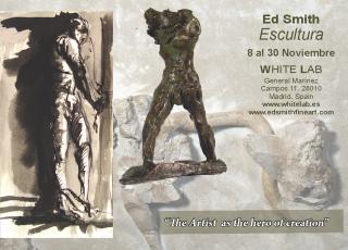 Ed Smith. Escultura