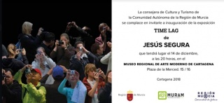 Jesús Segura. Time Lag