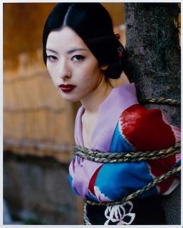 Nobuyoshi Araki. Untitled, n. d. Fotografía color. 59 x 49 cm.