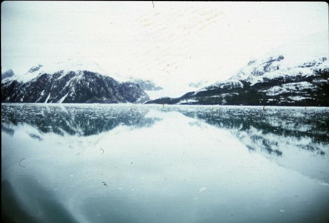 Extremo Sur de Chile en los 90s. ARCHIVO EN TERRENO. CREDITO CRUCEROS AUSTRALIS — Cortesía del Centro de Arte Espronceda