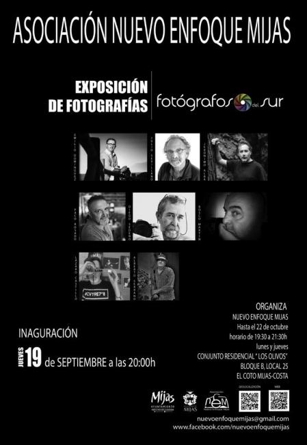 Fotógrafos del Sur