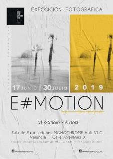 E#Motion Poster