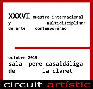 XXXVI Muestra Internacional y Multidisciplinar de Arte Contemporáneo