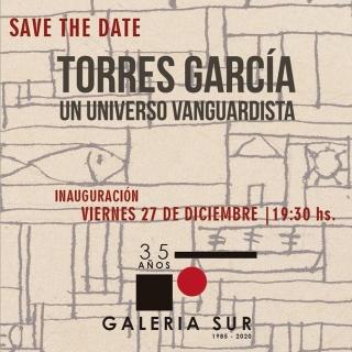 Torres García. Un universo vanguardista