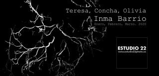 Teresa, Concha, Olivia. Inma Barrio.