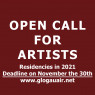 Open Call 2021 On-line // On-site Artist Residencies at GlogauAIR.