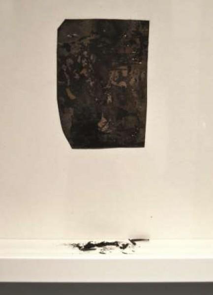Tatiana Abellán, Mineralidad absoluta, de la serie \'Fuisteis yo\', 2013