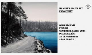 Paco Pomet. Obra reciente