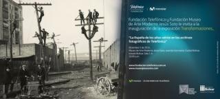 Transformaciones: La España de los años veinte en los archivos fotográficos de Telefónica