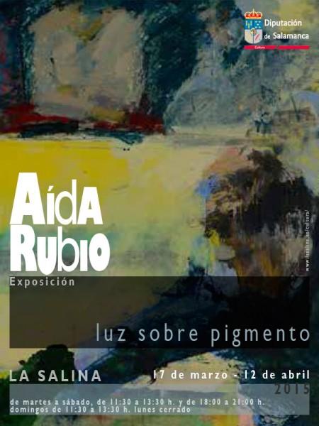 Aìda Rubio, Luz sobre pigmento