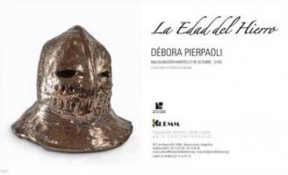 Débora Pierpaoli, La Edad del Hierro