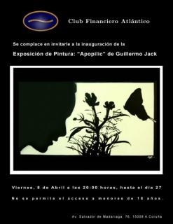 Guillermo Jack, Apopilic