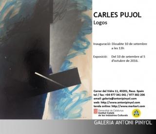 Carles Pujol, Logos