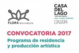 Programa de residencia y producción artística - 2017