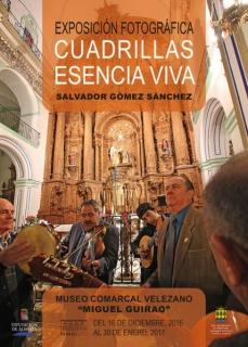 Salvador Gómez, Cuadrillas, esencia viva