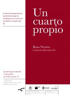 Rosa Neutro. Un cuarto propio